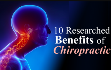 10 researched benefits of Chiropractic care by Matthew Hodgson BSc MSc Chiropractor Erina
